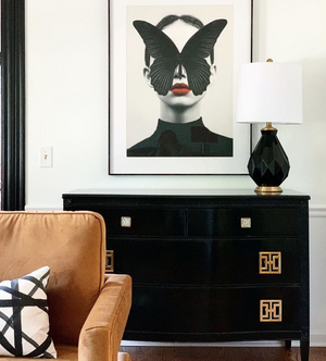 5 Ways to Incorporate Black into your Interiors