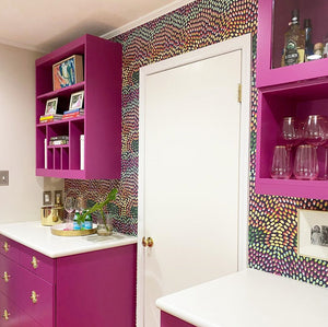 Colorful Home Bar ideas