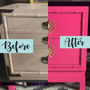 A few fun Before & Afters