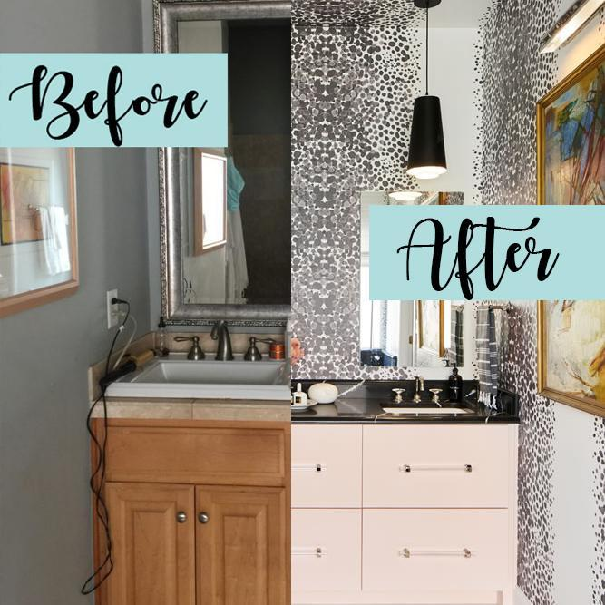Before & After - Denise McGaha