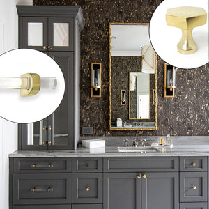 Award Winning Bathroom Design by Walter Design Studio
