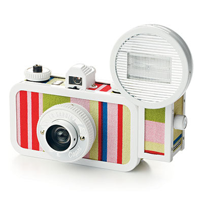 Film Camera and Flash from Southern Living Gift Guide