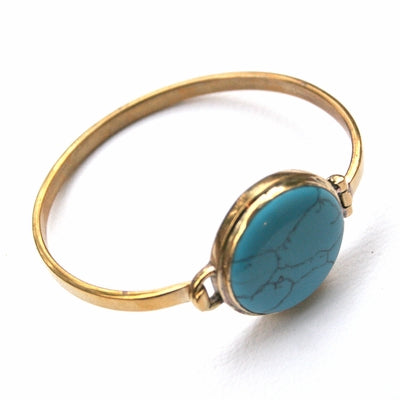 Murphy Bracelet in Turquoise. Sale Price $126