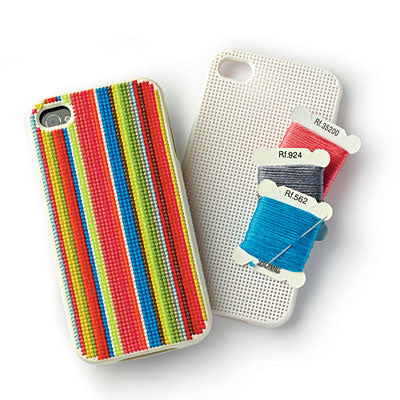 Needlepoint iphone Case