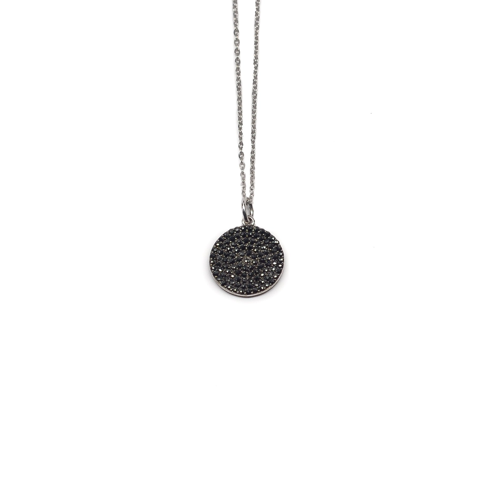 by newtwist product dana diamond w necklace fine black gold in bar kellin