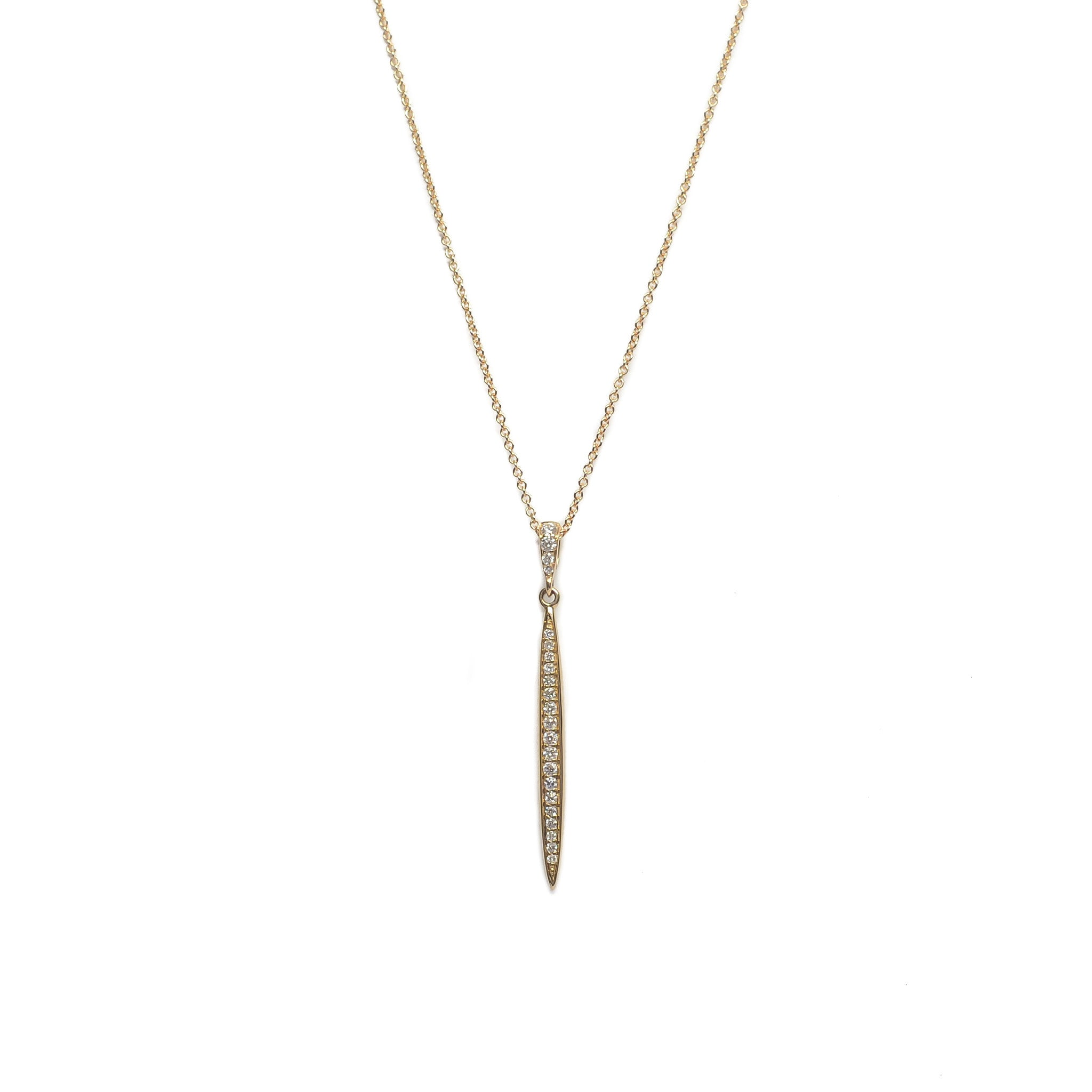 txt bar pendant elie dusk horizon horizontal hhn products eden necklace