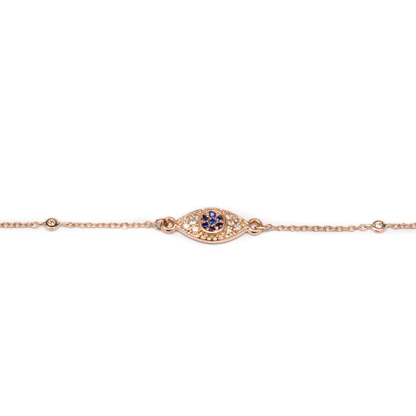 new reale bracelet on yellow diamond shop eye gold and evil savings casa