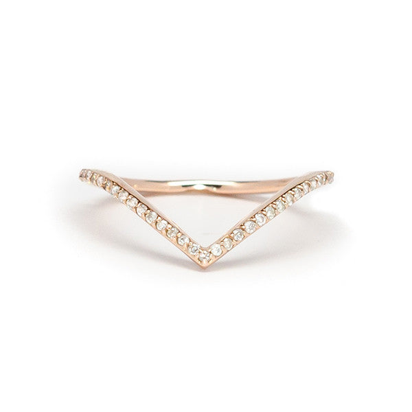 Open Triangle Ring - Ring - frannieb