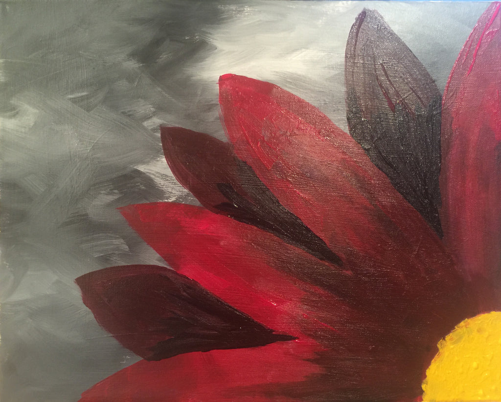 "Fri., Nov. 10, 7:00-9:30 ""Red"", Public Wine and Painting Class, Bozeman, MT"