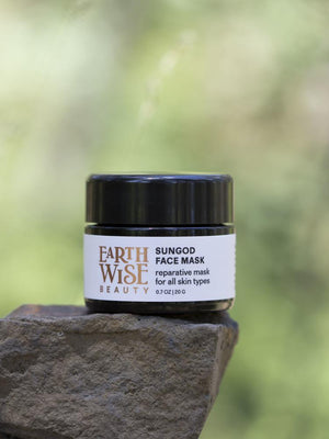 Sungod Face Mask featured product by Earthwise Beauty