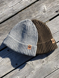 CR Fitted Knit Beanie