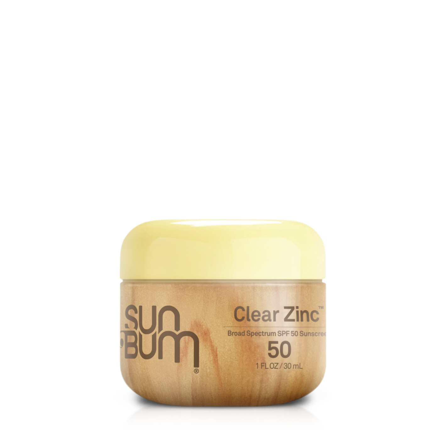Sun Bum Original SPF50 Clear Zinc