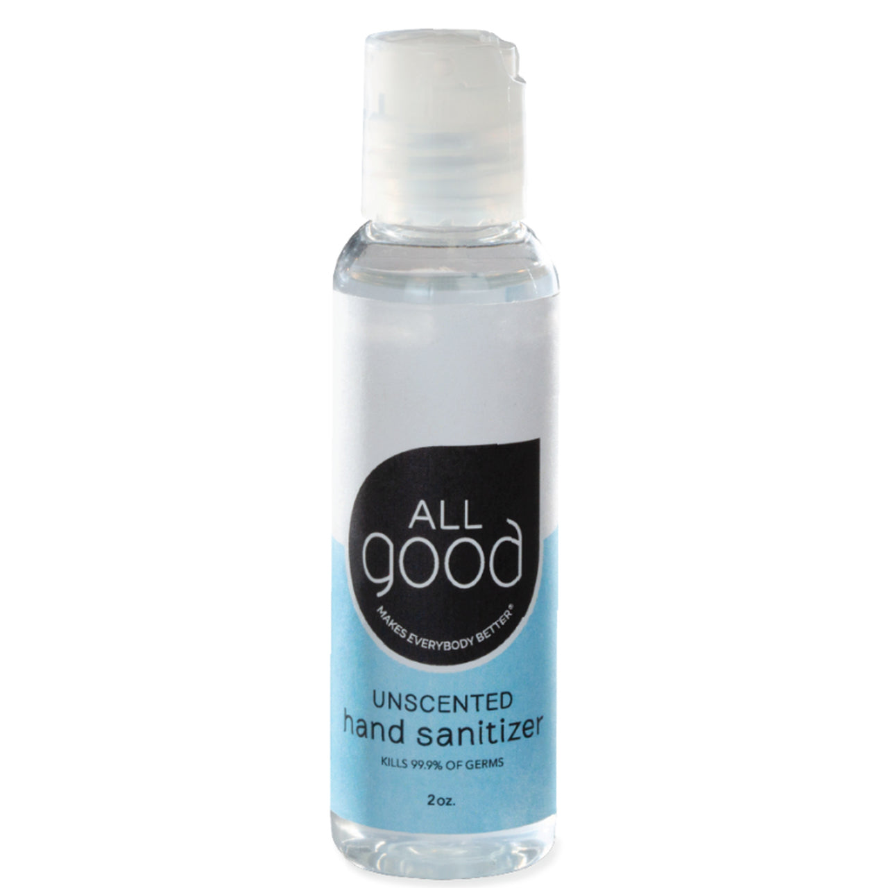 All Good Hand Sanitizer Unscented