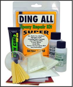 Ding All Epoxy Repair Kit Super