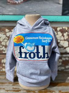 CR Youth Froth Hoodie