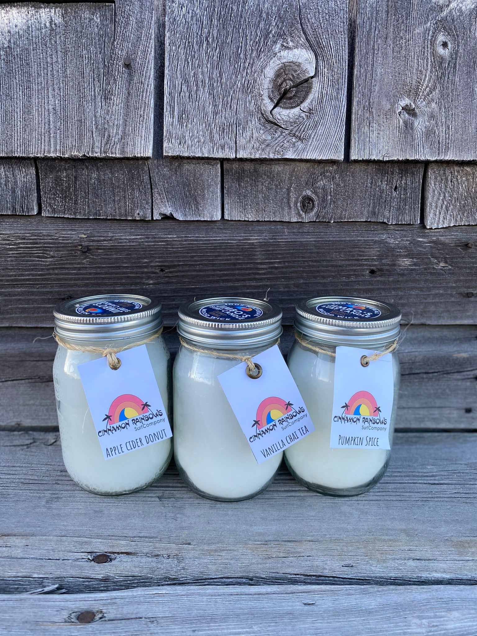 CR / Jimbo's Seasonal Scented Candle