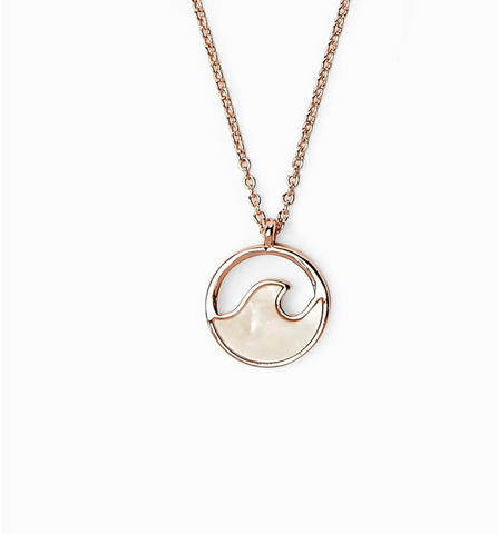 Pura Vida Stone Wave Necklace