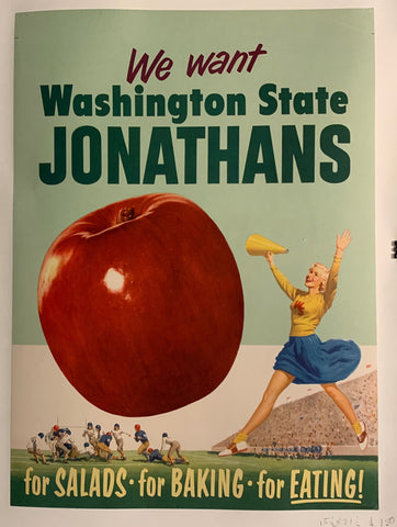 We Want Washington State Jonathans