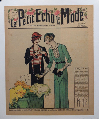 Le Petit Echo de la Mode No. 18