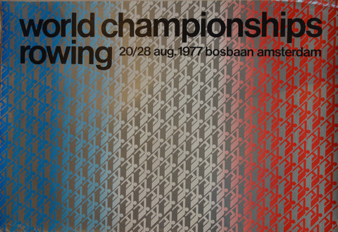 World championships rowing 1978