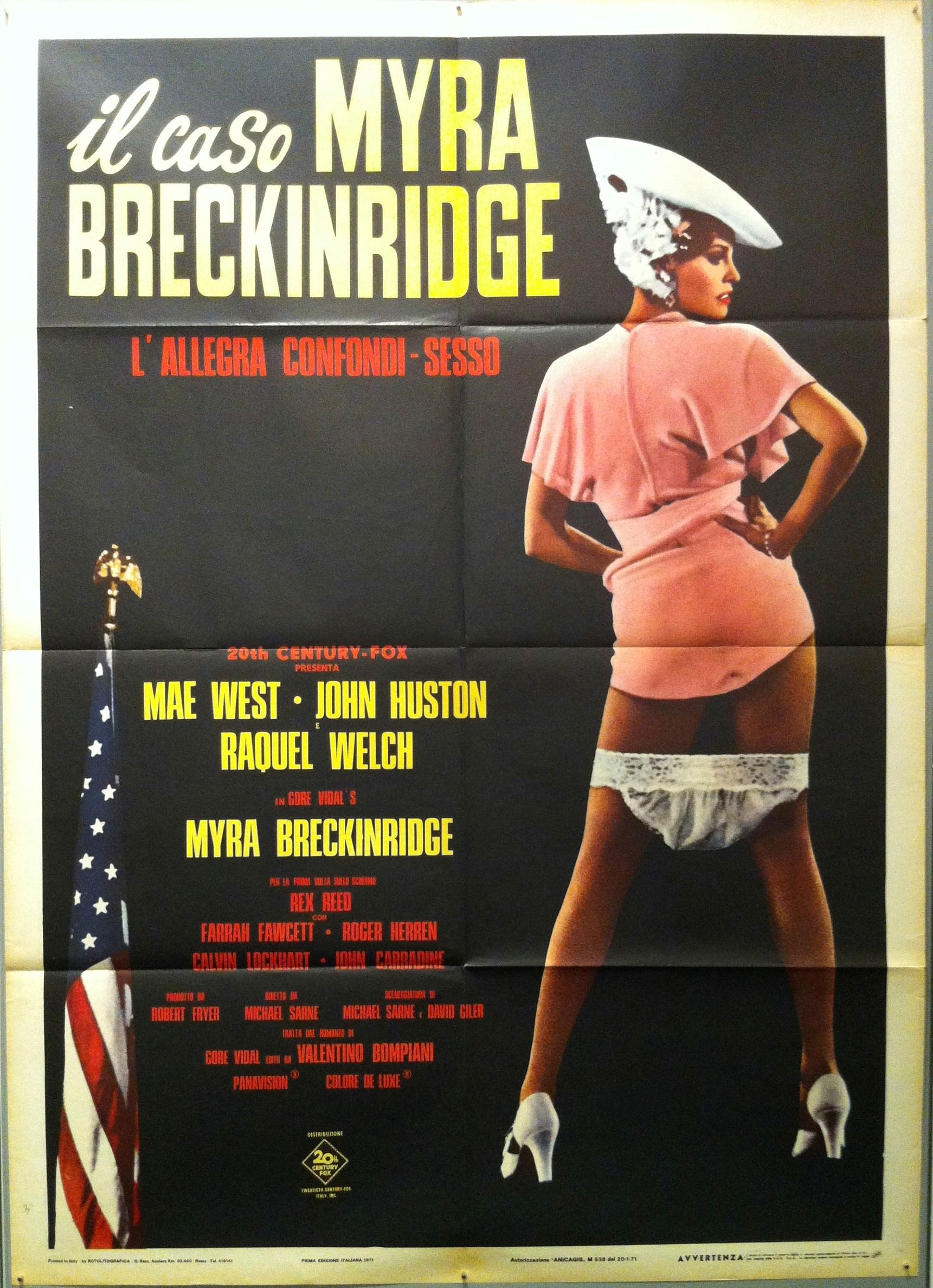 Il Caso Myra Breckinridge