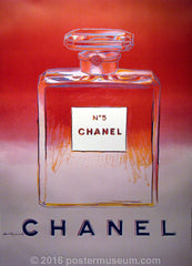 Chanel No. 5 (Red & Pink)