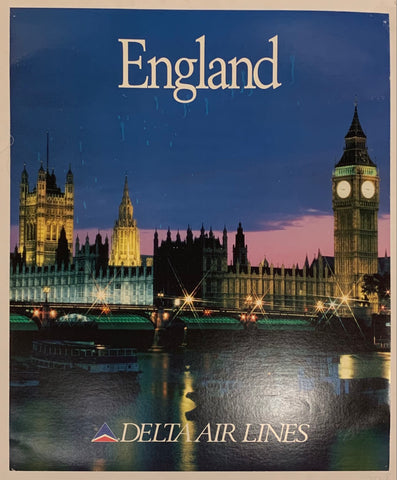 England- Delta Airlines