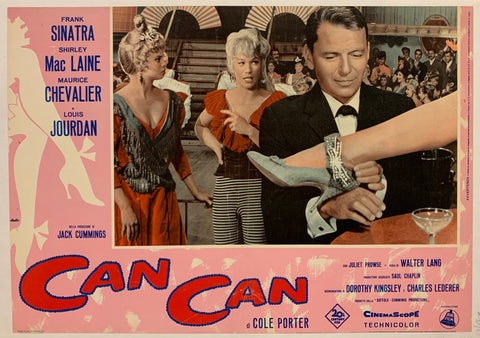 Can-Can Film Poster
