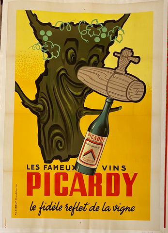 Picardy Poster