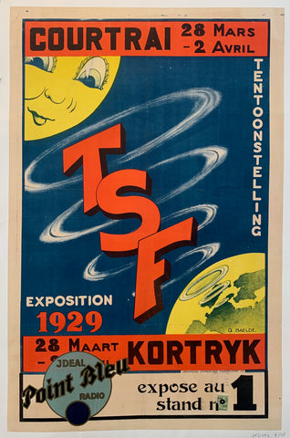 Kortryk Exposition Poster