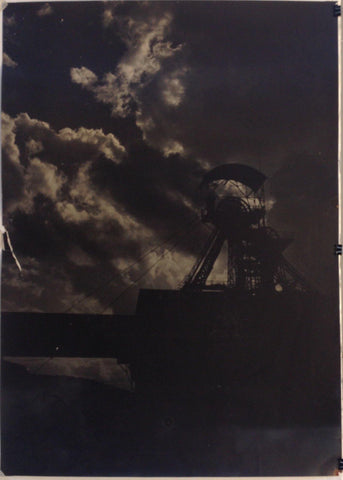 Original French Photograph - Poster Museum