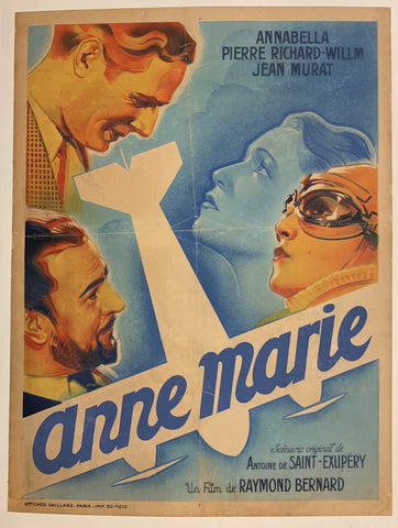 Anne-Marie Film Poster