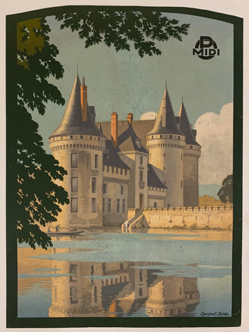 Midi: Castle on the Water