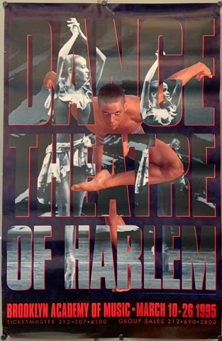 Dance Theatre of Harlem Poster