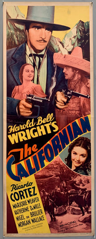 The Californian Poster