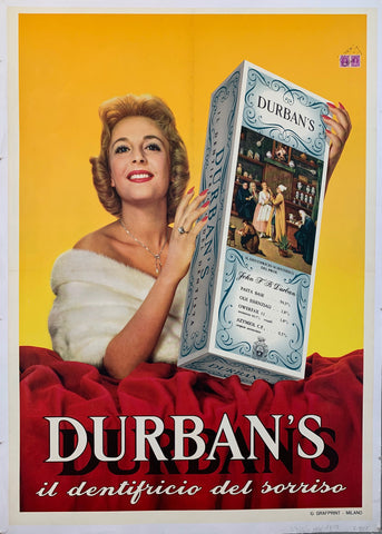 Durban's Poster