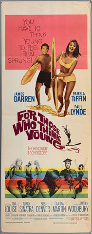 For Those Who Think Young Poster