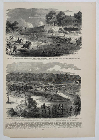 The War in Virginia
