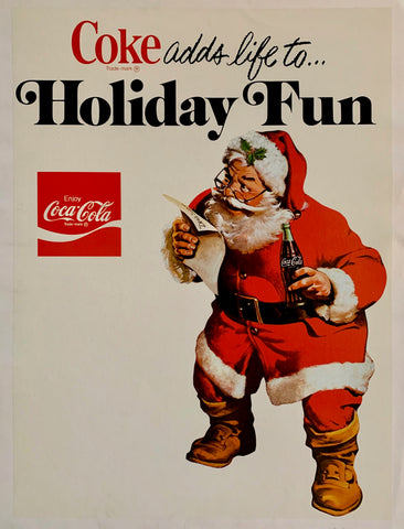 Coke adds life to... Holiday Fun -- Coca Cola