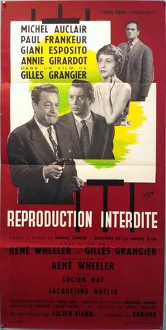 Reproduction Interdite