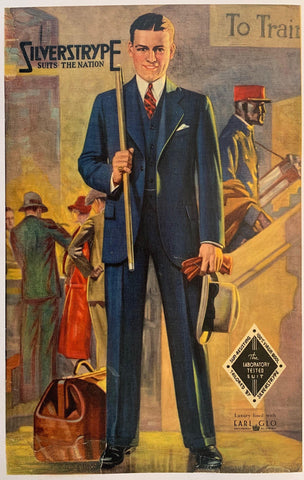 Silverstype Suits the Nation - Poster Museum