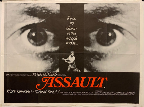 Assault Movie Poster