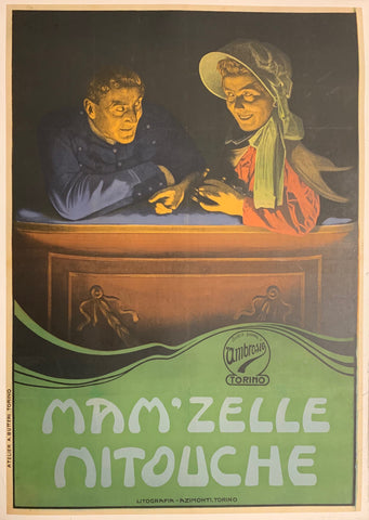 Mam'Zelle Nitouche Poster