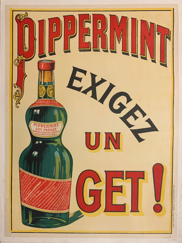 Pippermint Poster