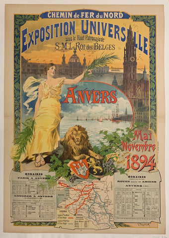 Exposition Universelle - Poster Museum