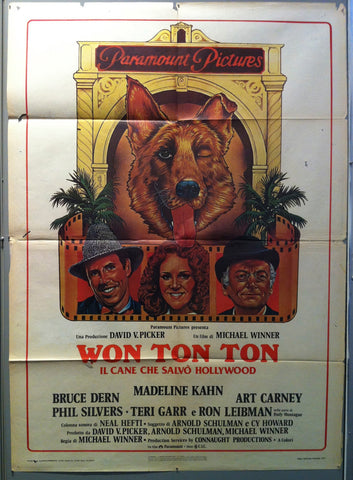 Won Ton Ton Il Cane Che Salvo Hollywood