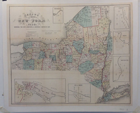 Census of The State of New York 1855.