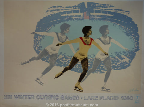 XIII Winter Olympic Games Lake Placid 1981