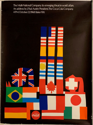 The Multi-National Company Poster