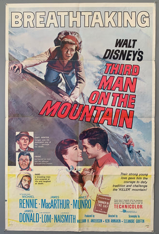 Third Man on the Mountain